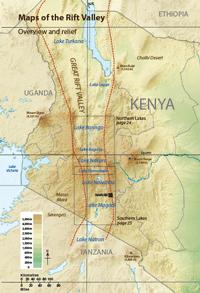 Kenya's Rift Valley