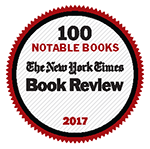 2017 100 New York Times Book Review Notable Books sticker