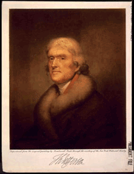 thomas jeffersons presidential legacy essay After the malicious campaigning of the election of 1800, thomas jefferson  focused on reconciling the colonies and restoring the principles of the revolution  of.