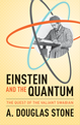 bookjacket: Einstein and the Quantum
