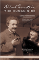 bookjacket: Albert Einstein, The Human Side