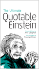 bookjacket: The Ultimate Quotable Einstein