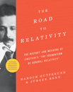 bookjacket: The Road to Relativity