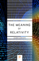 bookjacket: The Meaning of Relativity, Fifth Edition