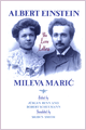 bookjacket: Albert Einstein, Mileva Maric