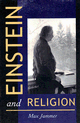 bookjacket: Einstein and Religion