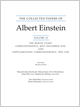bookjacket: The Collected Papers of Albert Einstein, Volume 10 (English translation of selected texts).