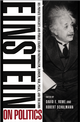 bookjacket: Einstein on Politics