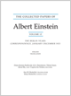 bookjacket: The Collected Papers of Albert Einstein, Volume 12 (English supplement translation).