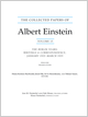 bookjacket: The Collected Papers of Albert Einstein, Volume 13 (English supplement translation).