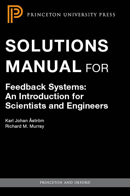 Textbook Solutions And Instructor's Manuals | Princeton University Press